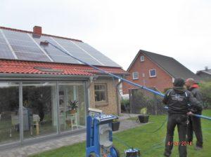 Photovoltaik Reinigung 1