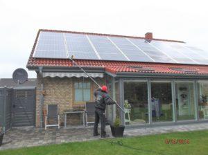 Photovoltaik Reinigung 2